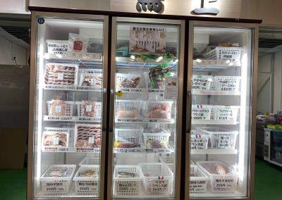 鳥上商店 鴨コーナー(冷凍保存)